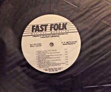 Radio Show:  FAST FOLK MUSIC MAGAZINE BOSTON #1 LIVE w/MAGAZINE, 14 TUNES
