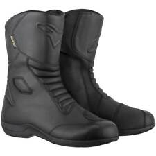 Alpinestars Web Gore-Tex Motorcycle Boots Black