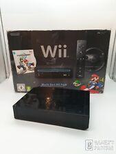 Nintendo Wii | schwarz  | mit OVP