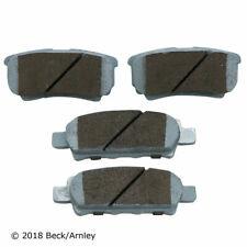 PREM ASM BRAKE PADS Fits 2012-11 CHR 200 Rear  2010-07 CHR Sebring Rear  2012-08