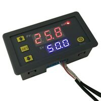 DC 12V K-type Digital Thermostat Thermocouple Controller High Temperature Tester