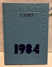 CADET 1984 Southern California Military Academy Signal Hill. USED. rare. great!