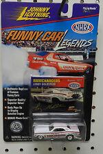RAMCHARGERS CHALLENGER FUNNY CAR MOPAR DRAG RACING DODGE BOYS JOHNNY LIGHTNING