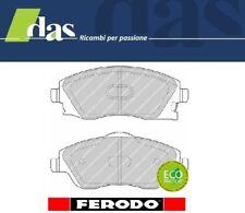 X01 KIT 4 PASTIGLIE ANTERIORI OPEL CORSA C FERODO FDB1424