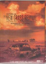 Leon Russell & the New Grass Revival DVD-9