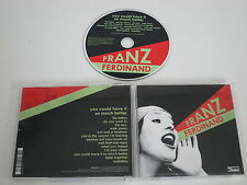 FRANZ FERDINAND/YOU COULD HAVE IT SO MUCH BETTER(WIGCD161) CD ALBUM