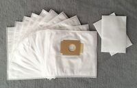 10 Staubsaugerbeutel für Miele S 3131 2 Filter Filtertüten Staubbeutel