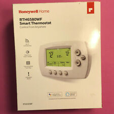 Honeywell Home Wi-Fi 7 Day Programmable Smart Thermostat Control RTH6580WF