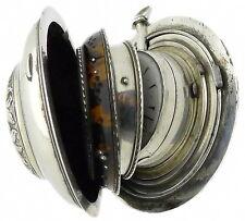 """Museale husillo reloj de bolsillo """"Edward prior"""" 4-especializada-carcasa de aprox. 1860 muy raras"""
