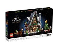 LEGO 10275 Creator Elf Club House (1197 pcs) Brand New! Sealed! SHIPS NOW!