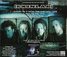 reVolting Room [Promo Sampler] by Skinlab (Cd 2002) [3 trk]^