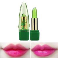 Sn _ Durable Aloe Vera Rouge à Lèvres Maquillage Hydratante Lèvre Baume F