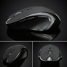 Black Wireless Mini Bluetooth 3.0 Optical Mouse 1600DPI For PC laptop Android
