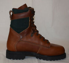 Irish Setter 03264 Brown Leather Boots UK7  US8 Made in USA Red Wing Shoes