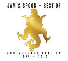 JAM & SPOON - BEST OF - BOX-SET - 3 CD NEUF