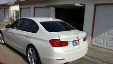 BMW 12-14 Painted F30 328 335 Sedan Performance Style Spoiler ( All OEM Color )