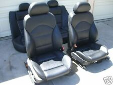 (1999-2003) BMW E39 M5 heated sport seats 540i 530i 528i 525i power front+rear
