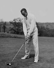 1937 Legend Golfer SAM SNEAD Glossy 8x10 Photo Rookie Year on Tour Print Poster