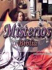 NEW Misterios de La Biblia: Secretos y Enigmas de La Biblia (Spanish Edition)