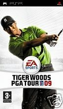 Tiger Woods PGA Tour 09  SIGILLATO PSP -  2 GAMES UNA RACCOMANDATA 5 EURO