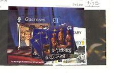 Guernsey Scott 690-702 Nh [Id#426370]