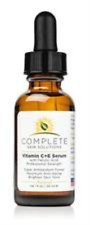 Complete Skin Solutions Vitamin C + E Serum With Ferulic & Hyaluronic Acid