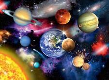 Ravensburger 13226 de alta calidad de Sistema Solar Espacio 300 Pieza Jigsaw Puzzle Juego