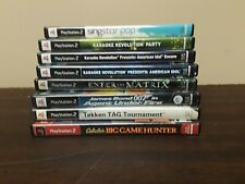 Playstation 2 Video Games Black Label and Greatest Hits
