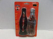 Coca Cola Ceramic Roller Ball Pen Refillable Special Collector's Tin NIB 1996!