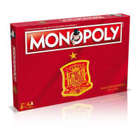 Monopoly Selección Española de Fútbol - Juego de Mesa - Edición Oficial