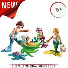 Playmobil 70100 Juguete de actividad de niño bebé Cochecito Playset familia mágica con cáscara