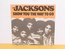 "SINGLE 7"" - JACKSONS - SHOW YOU THE WAY TO GO ( MICHAEL JACKSON )"