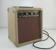 Vintage Marathon MX 11 Guitar Amp. Amplifier w/built in Maxon Tube Screamer 15w