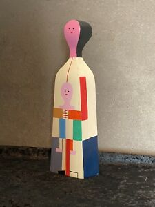 VITRA Museum Wooden Doll No. 4, Alexander Girard Bauhaus Design Figur Deko