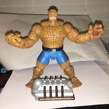 "Loose TOYBIZ MARVEL THUNDER LAUNCH THE THING 6"" Figure Complete (Legends) 2006"