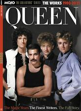 QUEEN - THE WORKS 1980 - 2021 MOJO MAGAZINE COLLECTORS SERIES...NEW