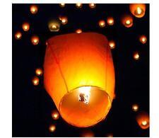 New Extra Large 30 pcs White Sky Lantern Chinese Lanterns Sky Fly Candle Lamp