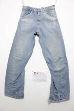 Levi's Engineered 865  baggy  (Cod.D933) Tg.44 W30 L34  jeans usato