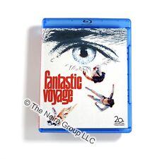 Fantastic Voyage Blu-ray New Stephen Boyd Raquel Welch Edmond O'Brien