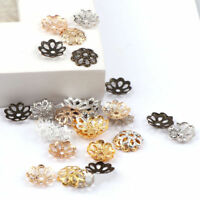 Lots 500pcs/1000PCS Flower Bead Caps Spacer beads Charm Findings  6mm 8MM