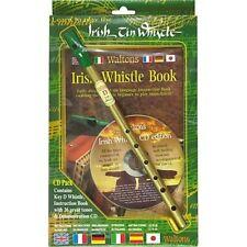 More details for waltons tin whistle cd pack / irish: tin whistle