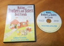 Making Brothers and Sisters Best Friends (DVD) Sarah Stephen Grace Mally seminar