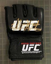 Khabib Nurmagomedov Signed UFC MMA Glove Autographed JSA WITNESSED COA