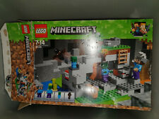 Lego The Zombie Cave 21141