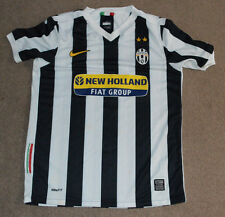 Giorgio Chiellini Juventus Nike Fit Dry Soccer Football Jersey Youth L 14-16
