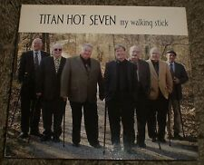 My Walking Stick Titan Hot Seven~Private 2010 2 CD Dixieland New Orleans Jazz