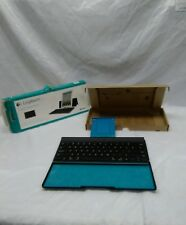 LOGITECH wireless bluetooth Keyboard and stand iPad Android tablets 920-003676