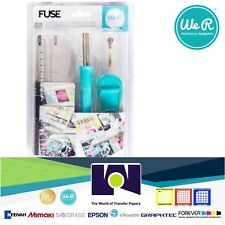 American Crafts 662567 We R Memory Keepers Photo Sleeve Fuse Tool