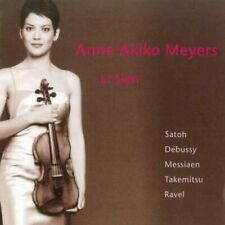 MEYERS ANNE AKIKO - MUSIC OF SATOH DEBUSSY  RAVEL [CD]