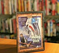 Moby Dick - La Balena Bianca (1956) Gregory Peck John Huston DVD COME NUOVO